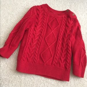 Baby Gap Toddler Boy Sweater